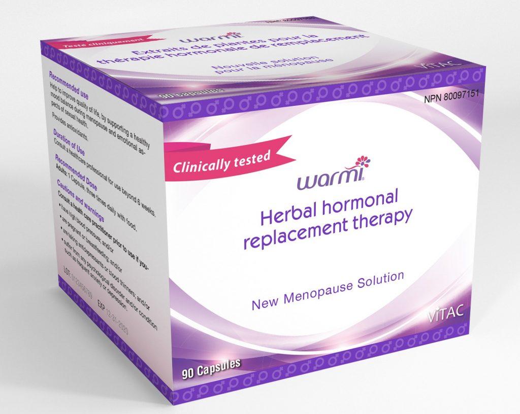 Menopause symptom relief